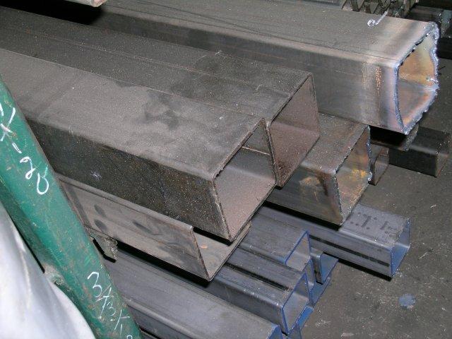 4x4x1/8 inch beam